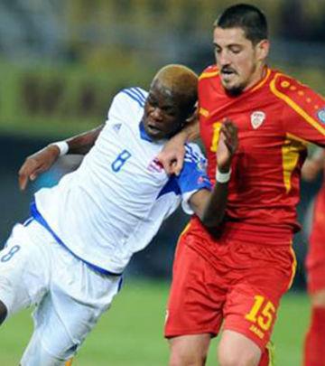 Ademi najuren iz makedonske repke zbog dopinga