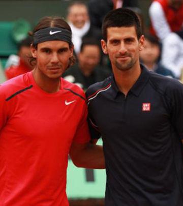 Sudar teniskih titana u Pekingu