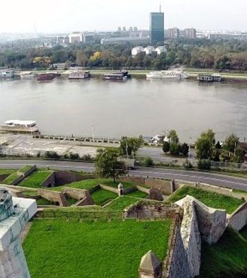 Beograd iz vazduha - ljubav na prvi pogled (VIDEO)