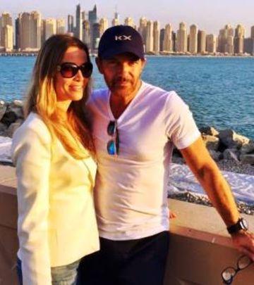 FOTO DANA: Antonio Banderas uživa u Dubaiju