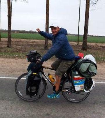 Uspeh srpskog bicikliste: Od Kraljeva do Japana za 185 dana!