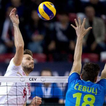 Slovenački odbojkaši bez daha u finalu