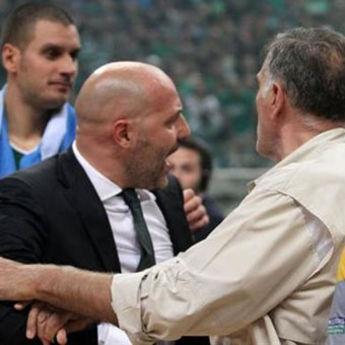 Sale baš iznervirao kolegu na večitom derbiju Grčke (VIDEO)