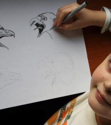 FOTO-PRIČA: Crteži dečaka iz Beograda koji su osvojili svet