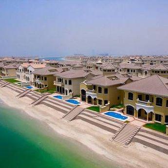 Zemaljski raj: Život na veštačkom ostrvu Dubai Palma