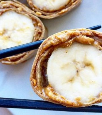 Fantastično: Suši sa bananom i kikiriki puterom