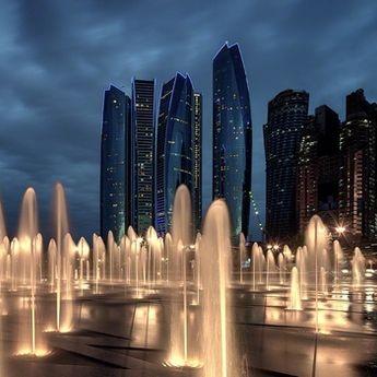 Fascinantno: Etihad Towers