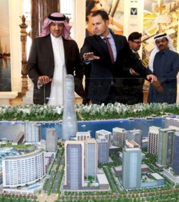 Saudijski princ - gost Beograda