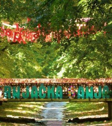 Nova atrakcija u Vrnjačkoj Banji - Lavirint
