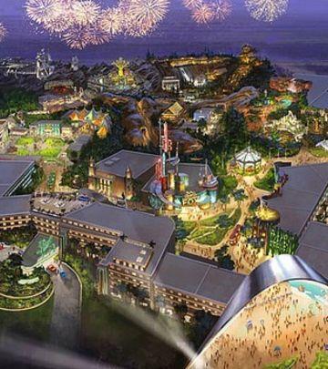 Dubai: 20th Century Fox World tematski park