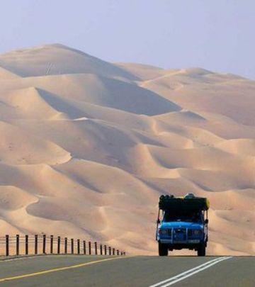 Top 4 lokacije u Emiratima za izlet