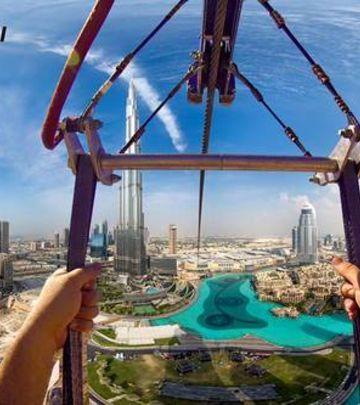 Atrakcija u Dubaiju: Da li ste spremni da probate XLine?