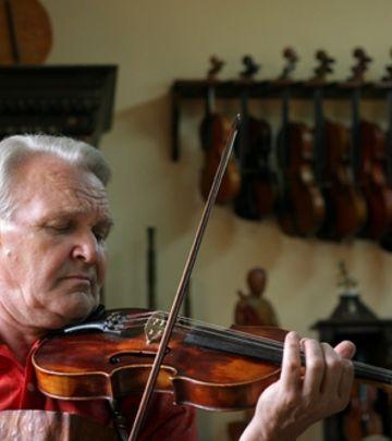 FASCINANTNO: Stradivari iz Kovačice