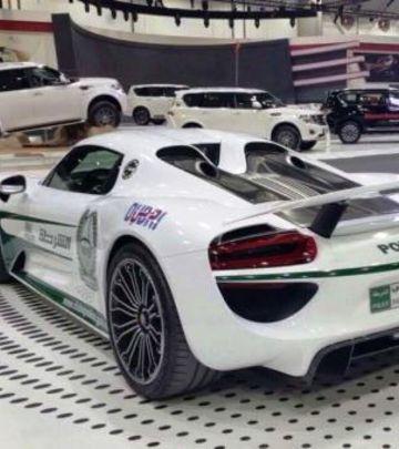 Novi ljubimac policije Dubaija: Ko bi mu odoleo?