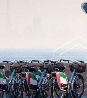 Biciklistička parada u Dubaiju