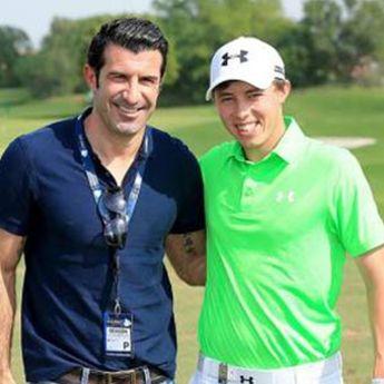 Figo u Dubaiju uživao u golfu!
