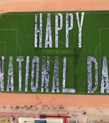 FOTO DANA: Mladi iz Emirata postavili novi svetski rekord