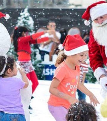 Dečje radosti: Dubai Winter festival