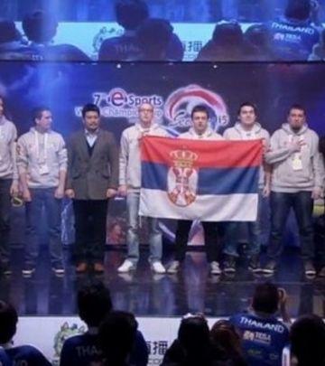 Srbi zvanično najbolji gejmeri na svetu