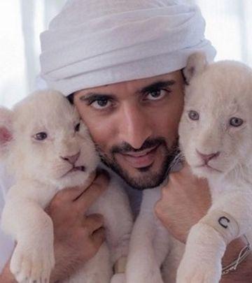 Glamurozni život princa Dubaija (FOTO)