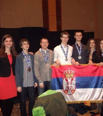Bravo, deco: Srpski đaci zablistali na naučnoj olimpijadi!