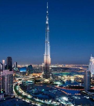 Burdž Kalifa: 160 priča o najvišoj zgradi na svetu