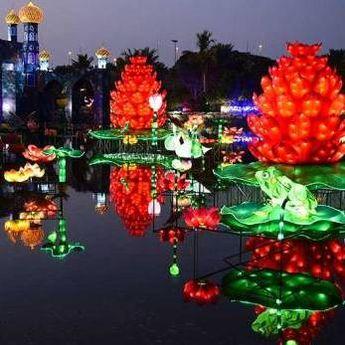 Fantastično: Dubai Garden Glow - Zabeel Park