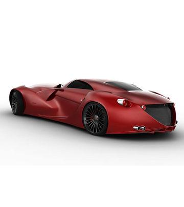 I u Dubaiju bi dobili aplauz: Srpski super-automobili (FOTO)