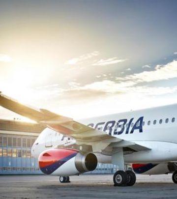 Air Serbia: Specijalna praznična cena avio-karata