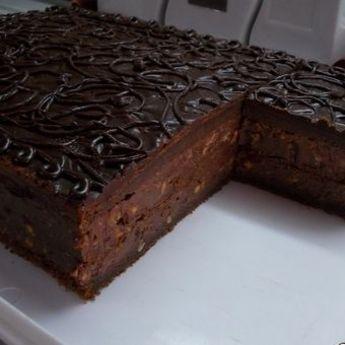 Praznik za nepca: Novogodišnja Ferero torta