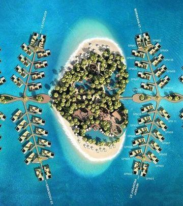 Dubai: Novi umjetni otok u obliku srca (FOTO)