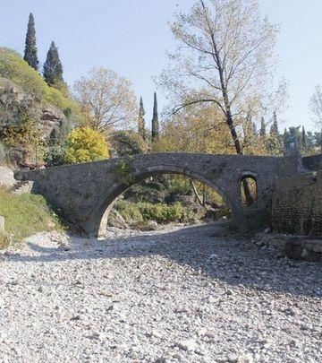 Podgorički most ljubavi (FOTO)