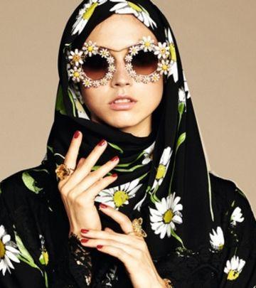 Dolče&Gabana: Luksuzni hidžabi i abaje za Arapkinje (FOTO)
