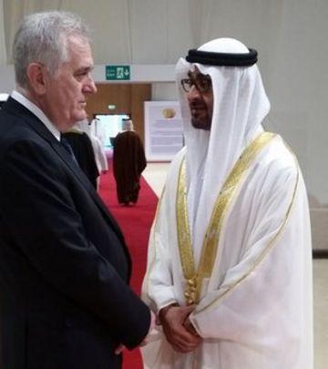 Emirati zainteresovani za srpski Telekom