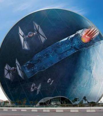 Abu Dabi i galaktički nod za Star Wars