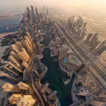Dubai iz vazduha (VIDEO)