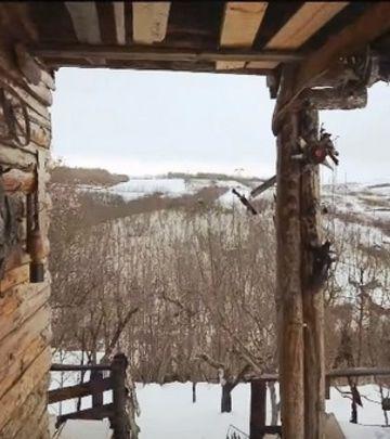 Zimska razglednica iz Srbije: Tajne Žutog brega (VIDEO)