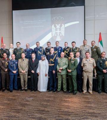 Proslava Dana državnosti Srbije u Emiratima (FOTO)