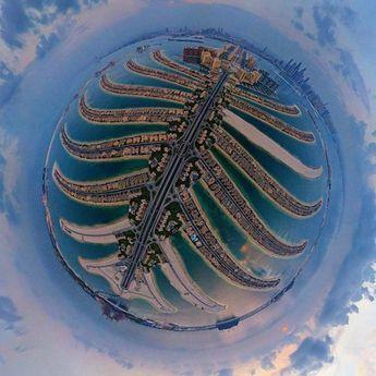 Grad budućnosti iz vazduha (FOTO)