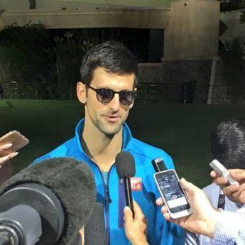 Turnir u Dubaiju: Nole predao meč Lopezu