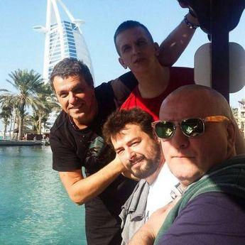 Kraljevi rokenrola stigli u Dubai!