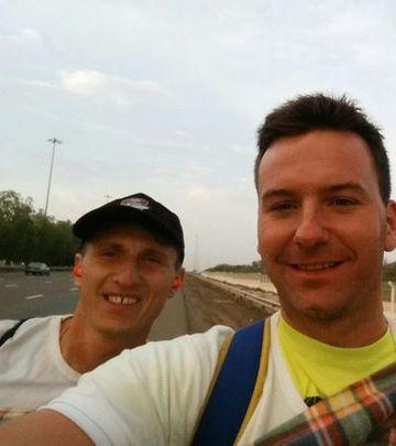 Drugi dan avanture: Nemo i Darko sve bliži Dubaiju!