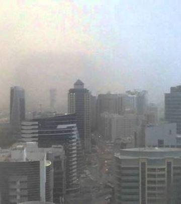 Oluja i potop u Emiratima! (FOTO + VIDEO)