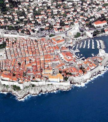 Prelepo: Dubrovnik iz ptičje perspektive (VIDEO)