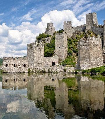Kao na filmu: Sedam najlepših tvrđava u Srbiji (FOTO)