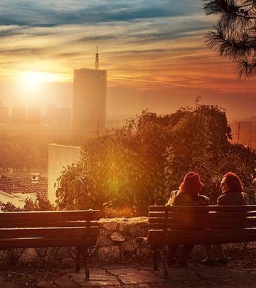 Fotke koje su zadivile svet: Beograd iz bajke