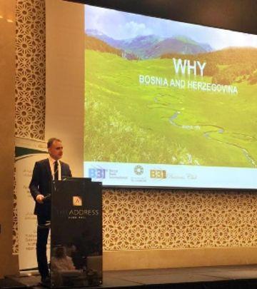 Sarajevo Business Forum 2016 predstavljen u Dubaiju
