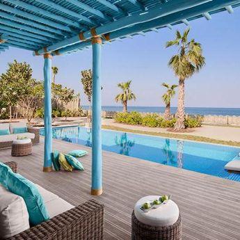 Luksuz: Banana ostrvo Katar (FOTO)