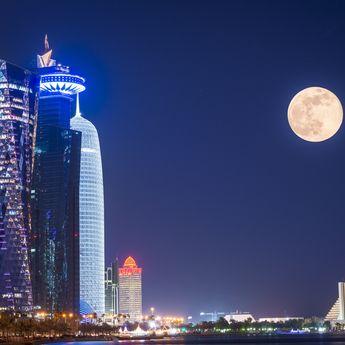 Tajmlaps: Doha noću (VIDEO)