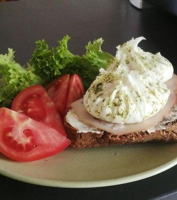 FOTO-Recept: Poširana jaja